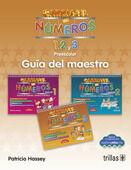 CARRUSEL DE NUMEROS 1,2,3. GUIA DEL MAESTRO