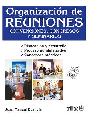 ORGANIZACION DE REUNIONES