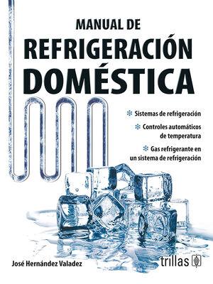 MANUAL DE REFRIGERACION DOMESTICA