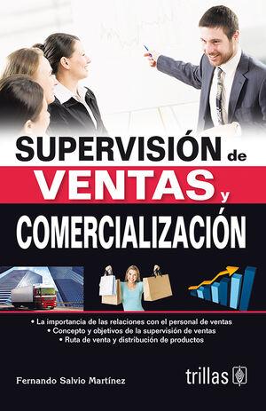 SUPERVISION DE VENTAS Y COMERCIALIZACION