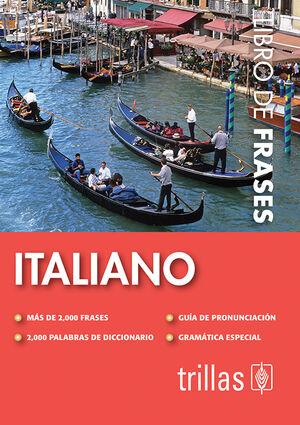 LIBRO DE FRASES. ITALIANO