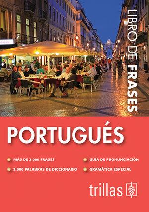 LIBRO DE FRASES. PORTUGUES