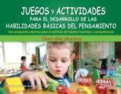 JUEGOS Y ACTIVIDADES PARA EL DESARROLLO DE LAS HABILIDADES BASICAS