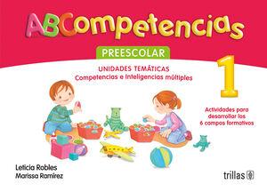 ABCOMPETENCIAS 1. PREESCOLAR