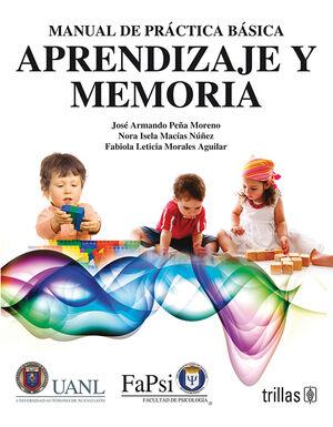 MANUAL DE PRÁCTICA BÁSICA APRENDIZAJE Y MEMORIA