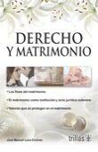DERECHO Y MATRIMONIO