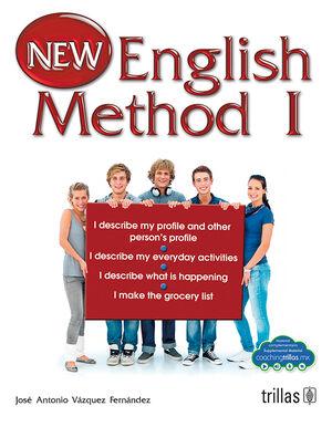 NEW ENGLISH METHOD I. (COACHING TRILLAS)