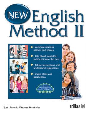 NEW ENGLISH METHOD II. (COACHING TRILLAS)