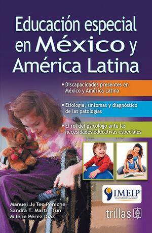 EDUCACION ESPECIAL EN MEXICO Y AMERICA LATINA
