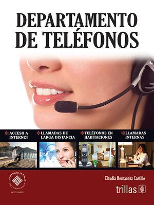 DEPARTAMENTO DE TELEFONOS