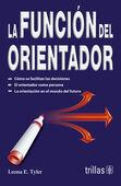 LA FUNCION DEL ORIENTADOR