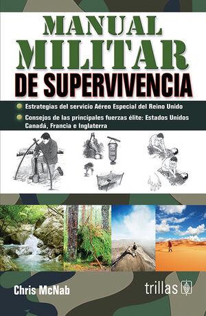 MANUAL MILITAR DE SUPERVIVENCIA