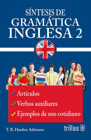 SINTESIS DE GRAMATICA INGLESA 2