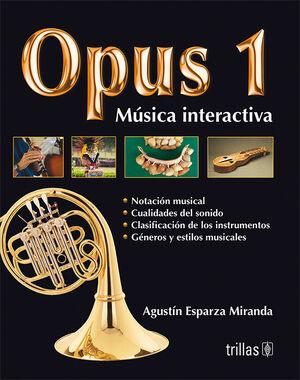 OPUS 1. MUSICA RECREACTIVA