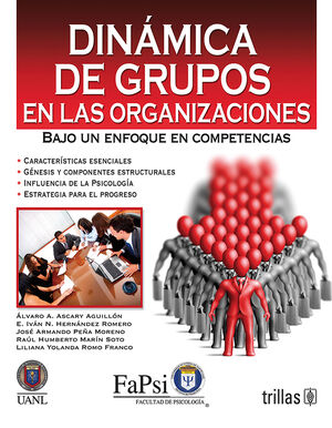 DINAMICA DE GRUPOS EN LAS ORGANIZACIONES