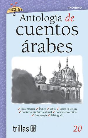 ANTOLOGIA DE CUENTOS ARABES