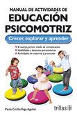 MANUAL DE ACTIVIDADES DE EDUCACION PSICOMOTRIZ