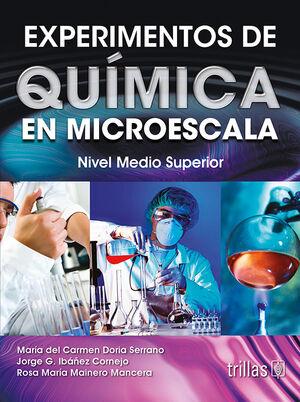 EXPERIMENTOS DE QUIMICA EN MICROESCALA