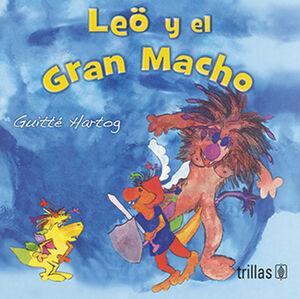 LEO Y EL GRAN MACHO