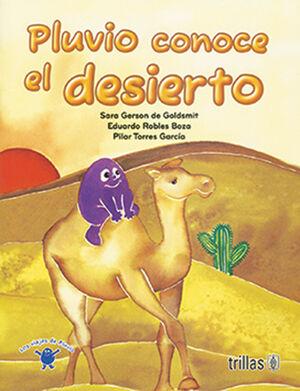 PLUVIO CONOCE EL DESIERTO