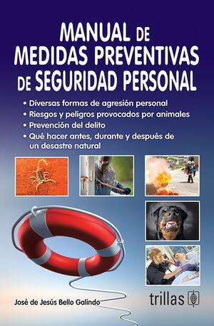 MANUAL DE MEDIDAS PREVENTIVAS DE SEGURIDAD PERSONAL