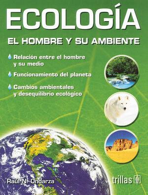 ECOLOGIA. El HOMBRE Y SU AMBIENTE