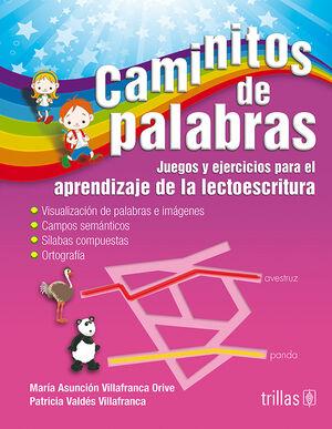 CAMINITOS DE PALABRAS