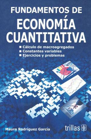 FUNDAMENTOS DE ECONOMIA CUANTITATIVA
