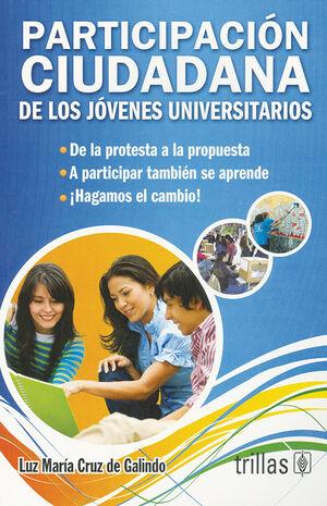 PARTICIPACION CIUDADANA DE LOS JOVENES UNIVERSITARIOS
