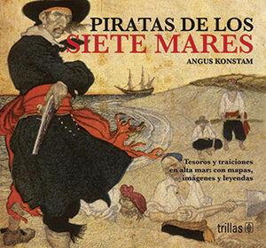 PIRATAS DE LOS SIETE MARES