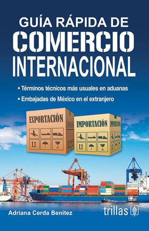 GUIA RAPIDA DE COMERCIO INTERNACIONAL