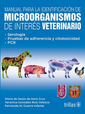 MANUAL PARA LA IDENTIFICACION DE MICROORGANISMOS DE INTERES VETERINARIO