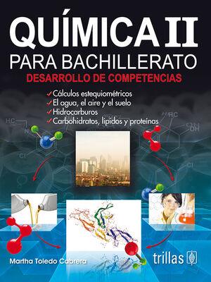 QUIMICA II PARA BACHILLERATO