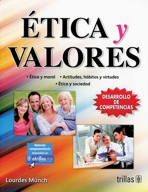 ETICA Y VALORES. INCLUYE CD PARA EL MAESTRO