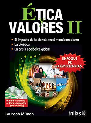 ETICA Y VALORES II. INCLUYE CD PARA EL ALUMNO