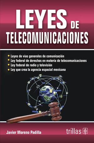 LEYES DE TELECOMUNICACIONES