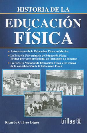 HISTORIA DE LA EDUCACION FISICA