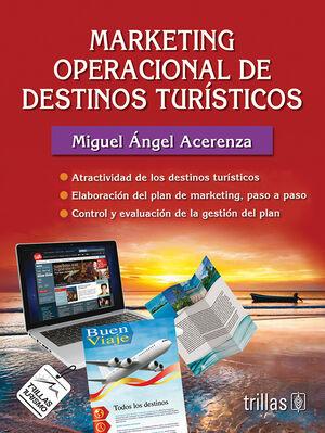 MARKETING OPERACIONAL DE DESTINOS TURISTICOS
