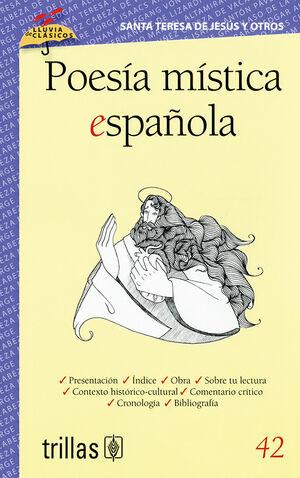 POESIA MISTICA ESPAÑOLA