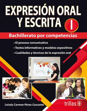 EXPRESION ORAL Y ESCRITA 1