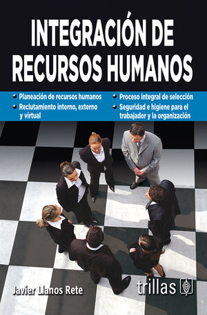 INTEGRACION DE RECURSOS HUMANOS