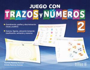 JUEGO CON TRAZOS Y NUMEROS 2
