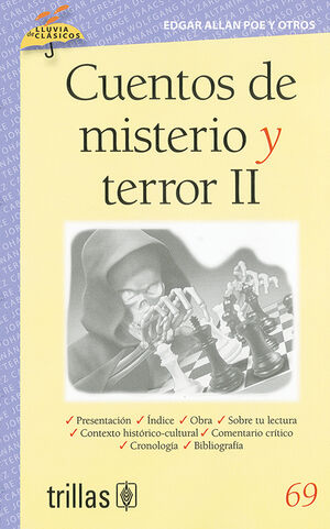 CUENTOS DE MISTERIO Y TERROR II