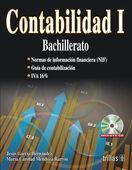 CONTABILIDAD I. BACHILLERATO. INCLUYE CD