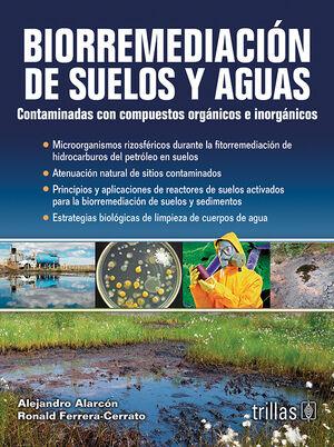 BIORREMEDIACION DE SUELOS Y AGUAS