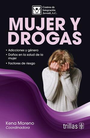MUJER Y DROGAS