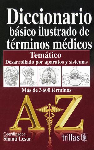 DICCIONARIO BASICO ILUSTRADO DE TERMINOS MEDICOS
