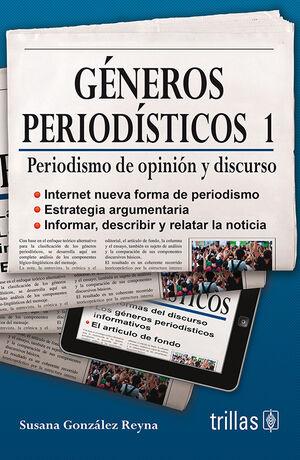 PERIODISMO DE OPINION Y DISCURSO