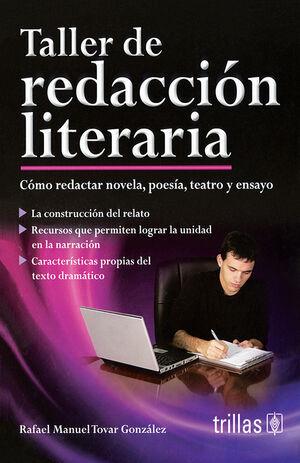 TALLER DE REDACCION LITERARIA