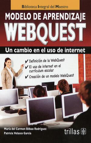 MODELO DE APRENDIZAJE WEBQUEST